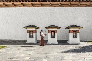 Amankora Thimphu - Courtyard