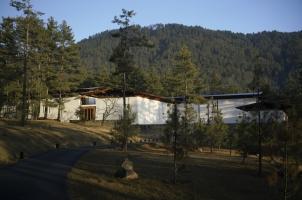 Amankora Thimphu - Lodge Exterior