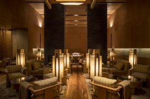 Amankora Thimphu - Lodge Living Room