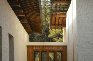 Amankora Thimphu - Lodge Terrace