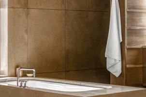 Amankora Thimphu - Suite Bathroom