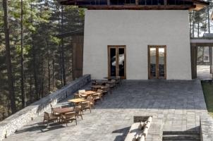 Amankora Thimphu - Terrace
