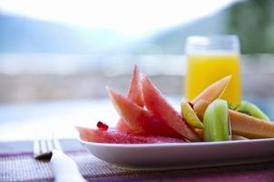 Como Punakha - Fruit