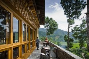Como Punakha - Dining Place