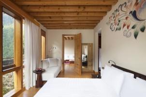 Como Punakha - Master Bedroom