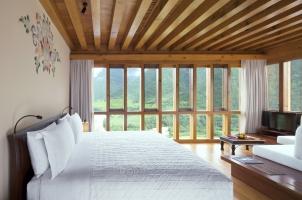 Como Punakha - Valley Room
