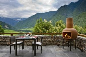 Como Punakha - One Bedroom Villa Terrace
