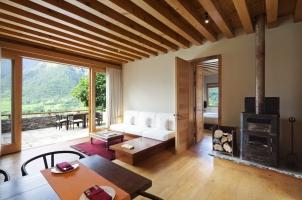 Como Punakha - Living Room