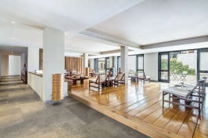 COMO Uma Paro - Shambhala Retreat Lounge