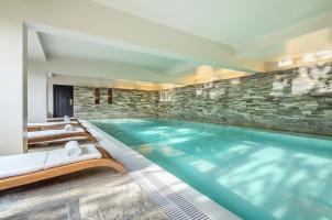 COMO Uma Paro - Indoor Swimming Pool