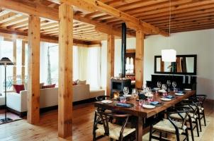 COMO Uma Paro - Villa Dining