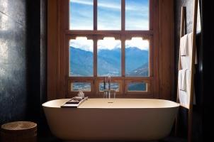 Bhutan - Six Senses Paro - Bathroom