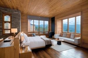 Bhutan - Six Senses Paro - Suite