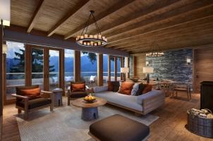 Bhutan - Six Senses Paro - Bedroom Villa