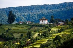 Bhutan - Six Senses Punakha - Chorten Ningpo