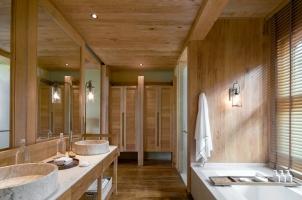 Bhutan - Six Senses Punakha - Bathroom