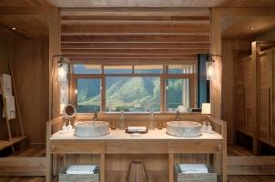 Bhutan - Six Senses Punakha - Suite bathroom