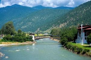 Bhutan - Six Senses Punakha - Dzong