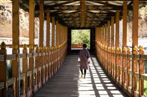 Bhutan - Six Senses Thimphu - Bridge