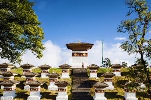 Bhutan - Six Senses Thimphu - Dochula Pass