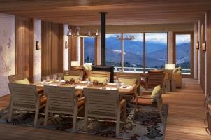 Bhutan - Six Senses Thimphu - Bedroom Villa