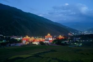 Bhutan - Six Senses Thimphu - Dzong
