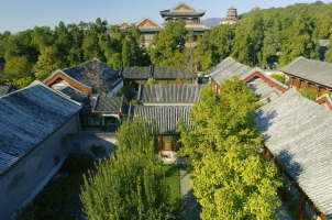 Aman Summer Palace - Aerial