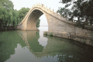 Aman Summer Palace - Jade Belt Bridge