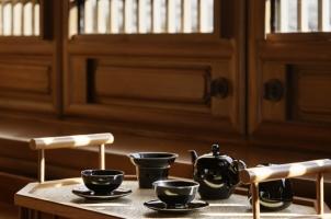 Amandayan - Tea set