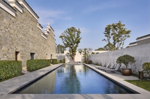 Amanyangyun - Antique Villa pool
