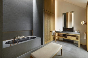 Amanyangyun - Bathroom in suite