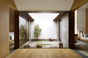 Amanyangyun - Suite Courtyard