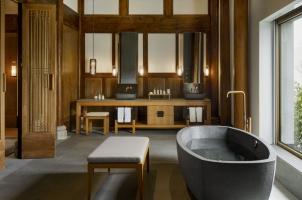 Amanyangyun - Bathroom in villa