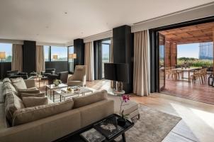 Bulgari Beijing - Terrace Suite