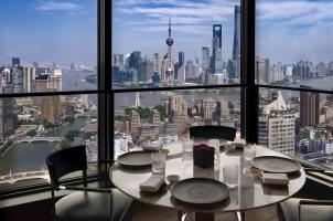 Bulgari Shanghai - Restaurant