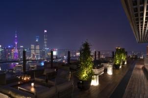 Bulgari Shanghai - La Terraza