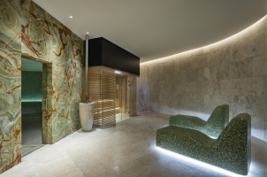 Bulgari Shanghai - Spa Section