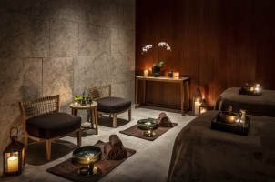 Bulgari Shanghai - Spa Twin Room