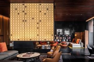 Bulgari Shanghai - Lobby