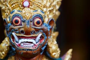 Bali - Balinese Statue