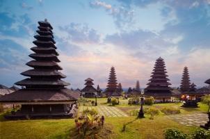 Bali - Pura Penataran Agung