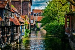 Belgium - Bruges Canal
