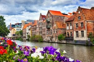 Belgium - Canals of Gent