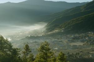 Bhutan - Thimphu Dest Valley