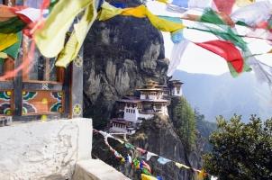 Bhutan - Tiger's Nest