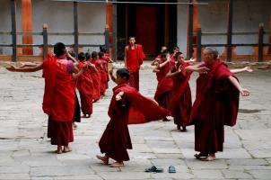 Bhutan - Dancing