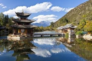 China - Jade Dragon Mountain Yunnan