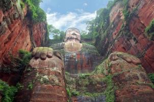 China - Leshan Grand Buddha