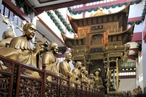 China - Lingyin Temple Hangzhou