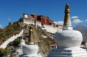 China - Potala palace Lhasa